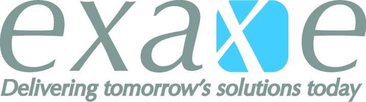 Exaxe - Tomorrows solutions_outlined