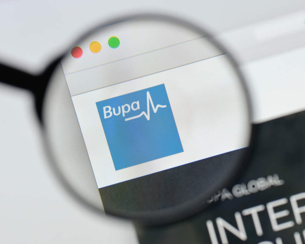 Bupa fined after massive data breach