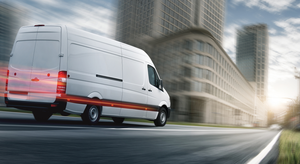 Driving the UK economy forward – one van at a time